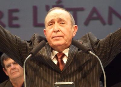Serge Andréoni, sénateur-maire PS de Berre l'Etang