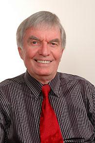Daniel Fontaine maire d'Aubagne