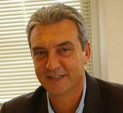 Patrick Boré, maire UMP de La Ciotat