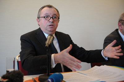 Jean-Noël Guérini mis en examen